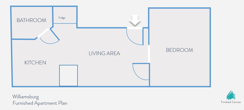 68 N 8th Street Floor Plan