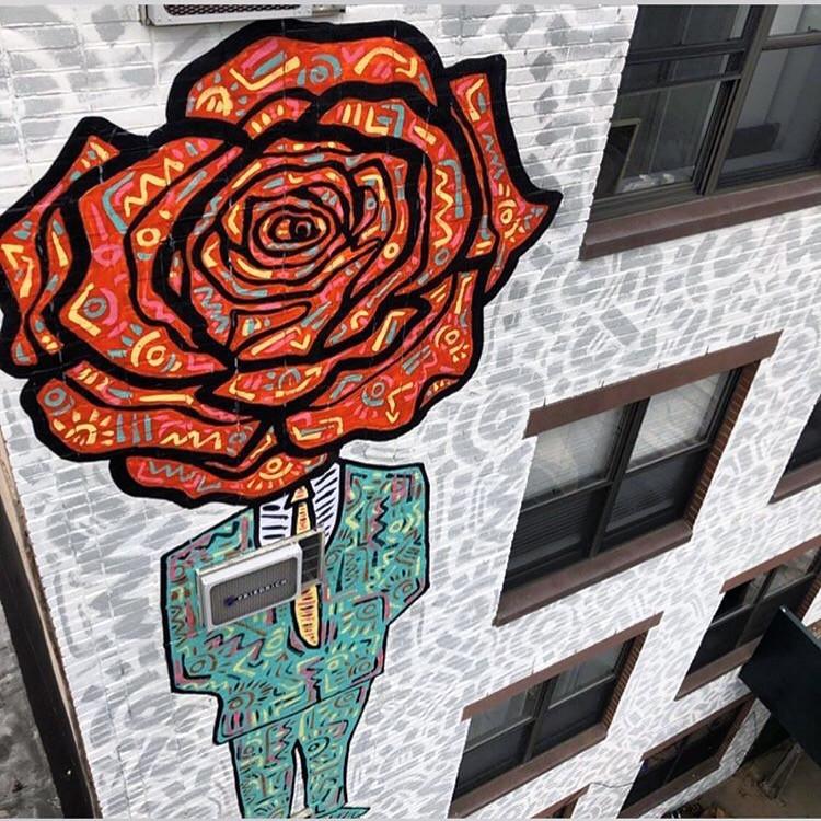 68 N 8th Mural