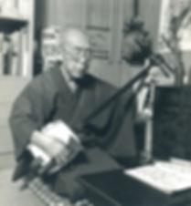 岡本文弥記念館