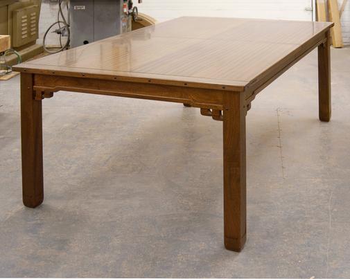 Greene & Greene style dining table