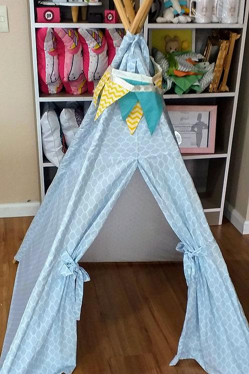 Barraquinha Simples - Azul