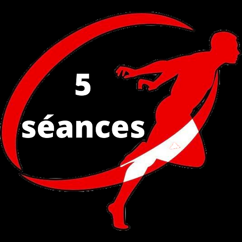 5 séances