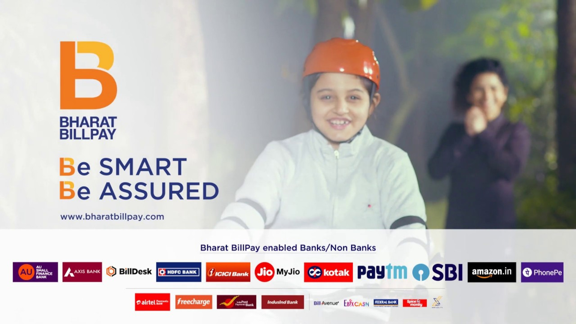 Be Assured, Bharat BillPay Ad Film