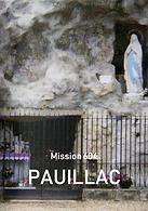 Une curiosité locale à découvrir à Pauillac (Gironde)  Une faute de frappe bien involontaire est à trouver dans ce roadbook.