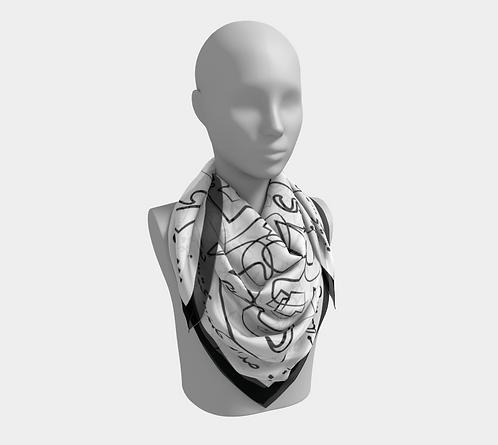 Arabic scarf - وشاح عربي