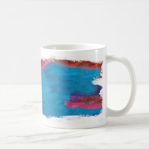 "Create your own ""Blue Oil Colors"" Mug"