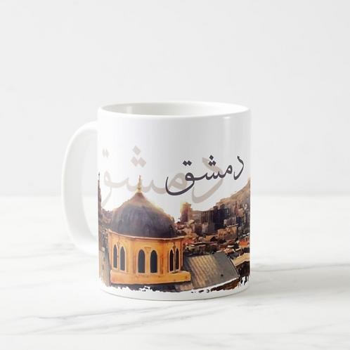 Damask Umawi Mug