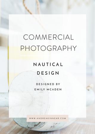 NAUTICAL DESIGN WITH EMILY MCADEN