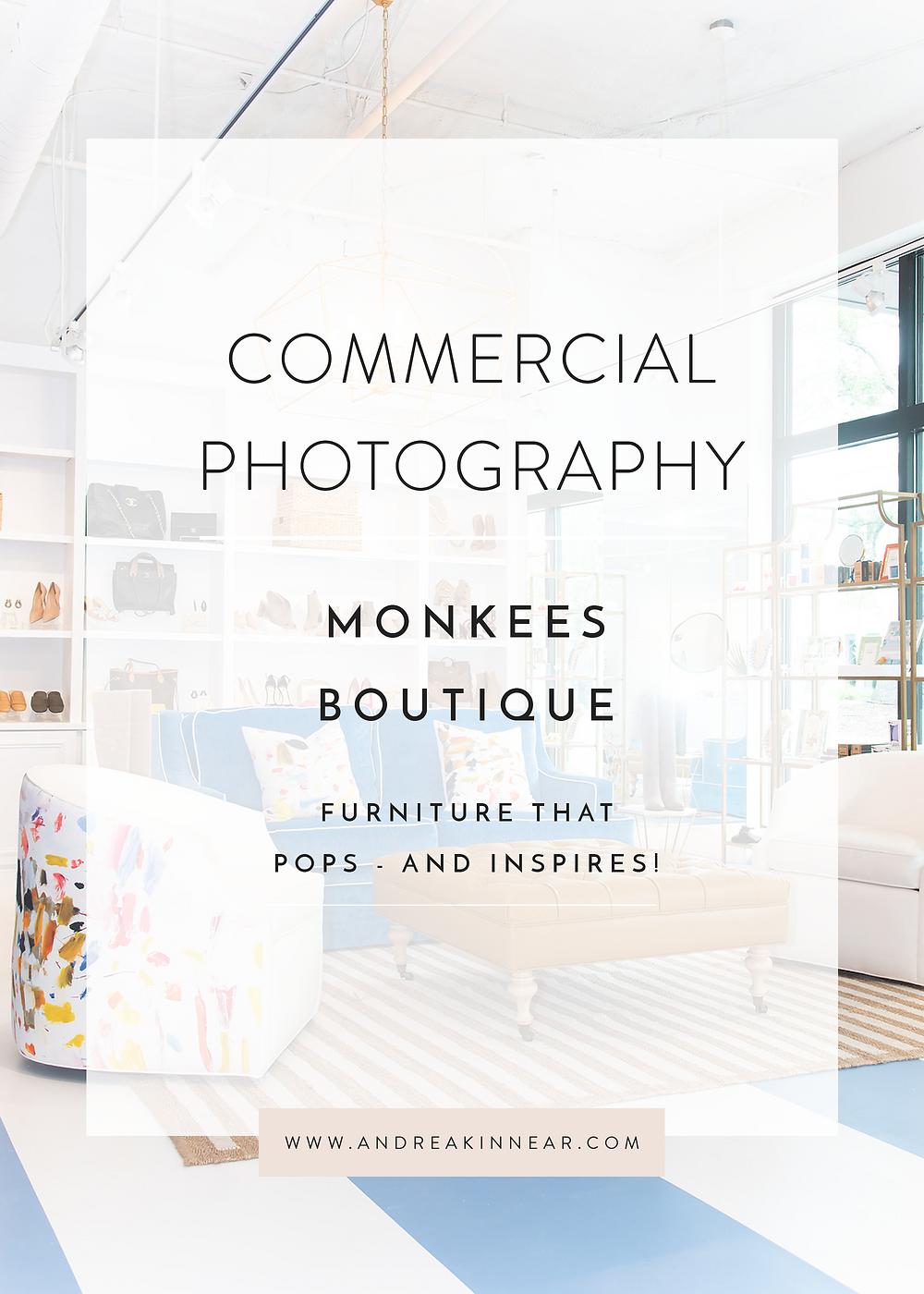 Monkee's Charleston-Andrea Kinnear-Commercial Photography