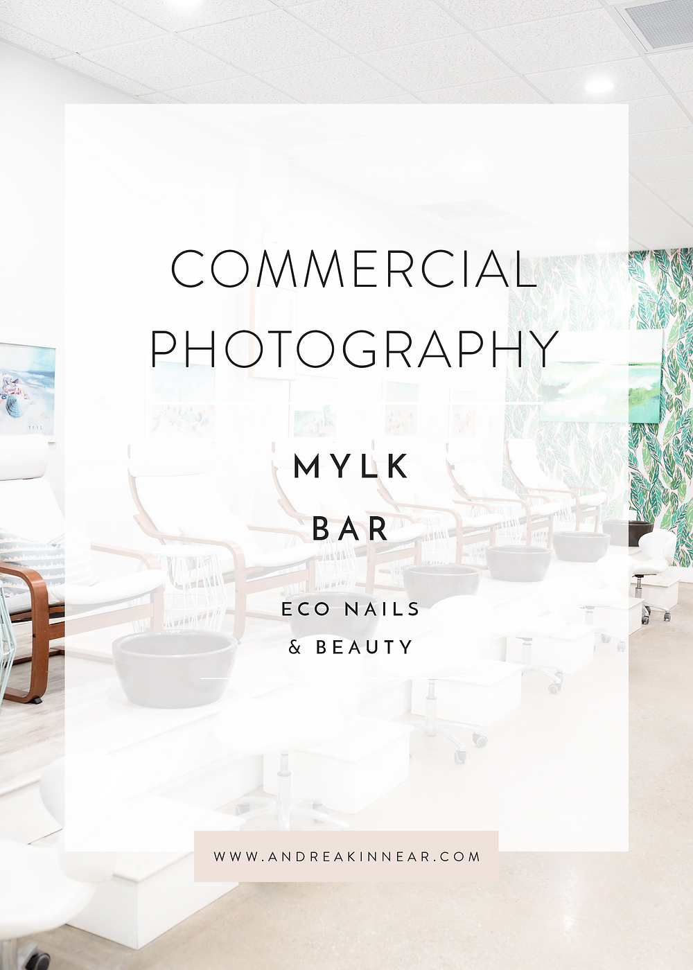 Eco Friendly Salon-Mylkbar-Mt. Pleasant- Charleston Nail Salon-Andrea Kinnear Photography