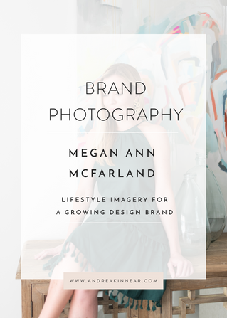 LIFESTYLE PHOTOGRAPHY FOR A GROWING DESIGN BRAND