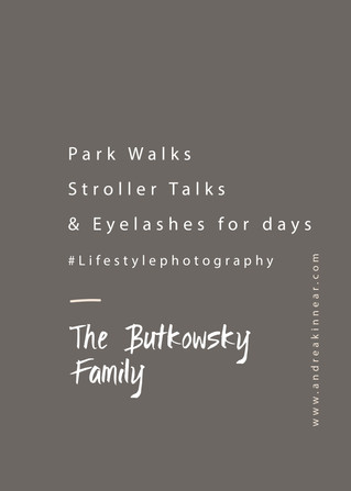 THE BUTKOWSKY FAMILY
