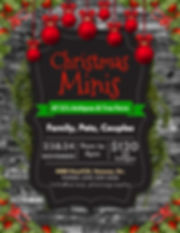 Copy of The Christmas Market Flyer - Mad