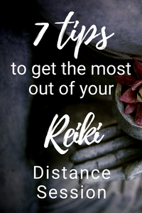 Get the most out of your Reiki Distance Session