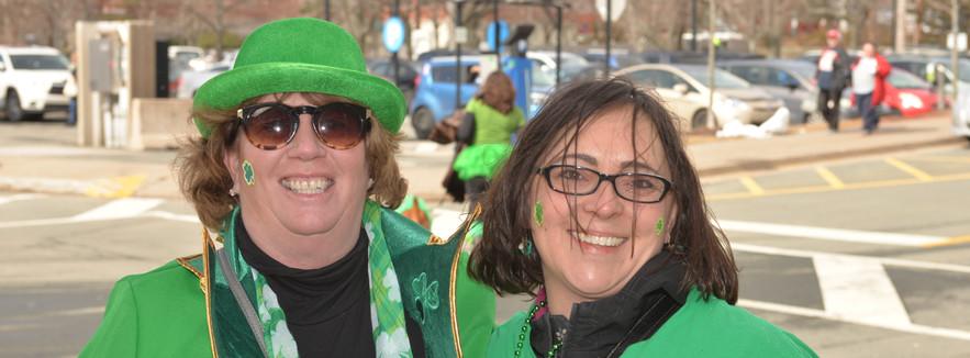 Parade volunteers