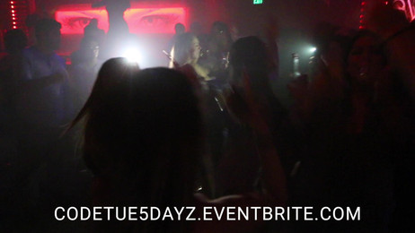 SEVILLAS TACO TUESDAY JAN 2018 - Official PR of weekly Tuesdays early 2018 - Powered by M4 Eventz
