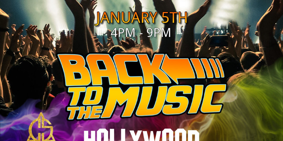 Music Industry meets Community! Back to the Music Hollywood!