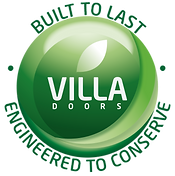 Eco Friendly Stained Stile and Rail Wood Doors
