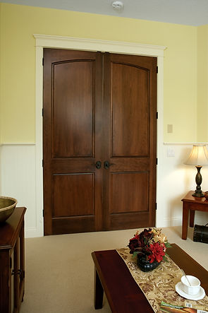 Villa Doors - Suppliers of Stile and Rail Stained Wood Doors
