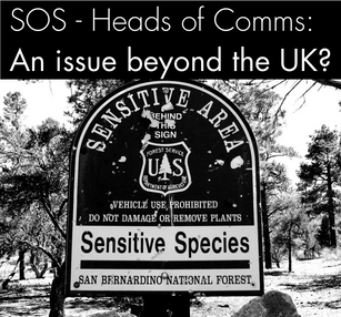 Heads of Comms : An Issue Beyond the UK?