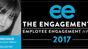 IC Kollectif Founder Among Top Global Employee Engagement Influencer