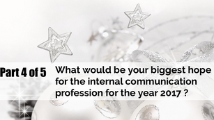 Part 4 | Wishes for the Profession of IC
