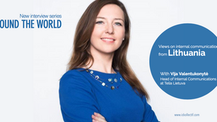 IC Around The World | New Series of Interviews