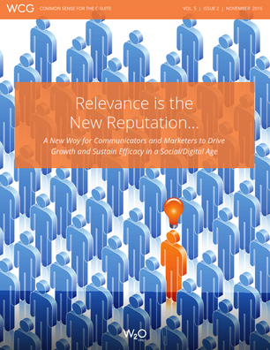 Relevance is the new Reputation