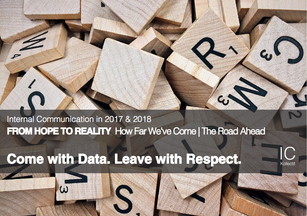 Come with Data. Leave with Respect.