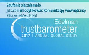 Zaufanie się załamało. Jak zatem zmodyfikować komunikację wewnętrzną?  Kilka wniosków z Polski.