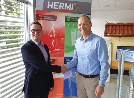 ETIM Slovenija pozdravlja novega člana