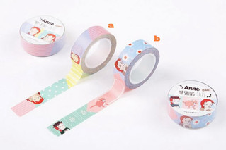 Anne of Green Gables Japanese Washi Masking Tape