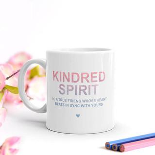 Kindred Spirit Definition Mug