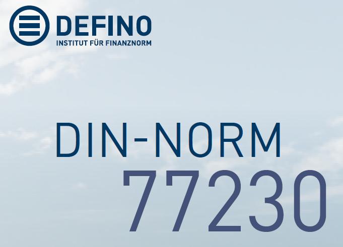Defino DIN 77230