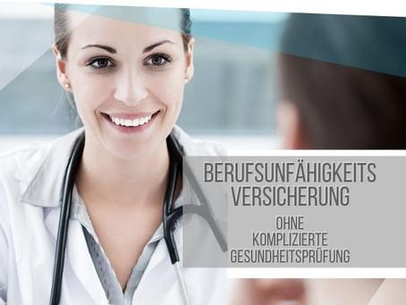 BU ohne komplizierte Gesundheitsprüfung