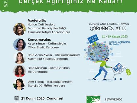 Marmara Belediyeler Birliği ile Youtube yayınımız