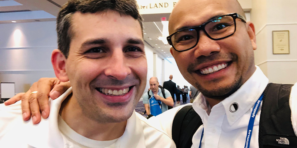 Agile 2019 Update by Matias Niño and Dahm M. Hongchai