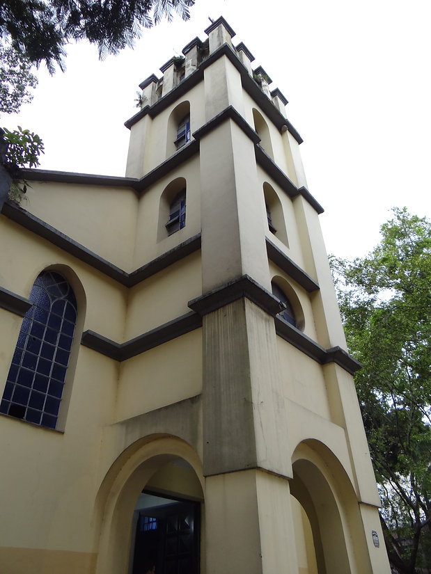 4 Igreja de Nossa Senhora do Rosário Mãe dos Homens Pretos e São Benedito, Nome Atual. DSC