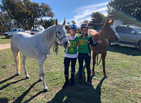 Teamwork pays off at Roseberg Forest Endurance Ride | 1st & 2nd August 2020