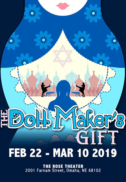 My The Doll Makers Gift poster1 jan 31 2