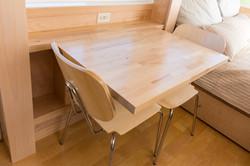 Flip table standard