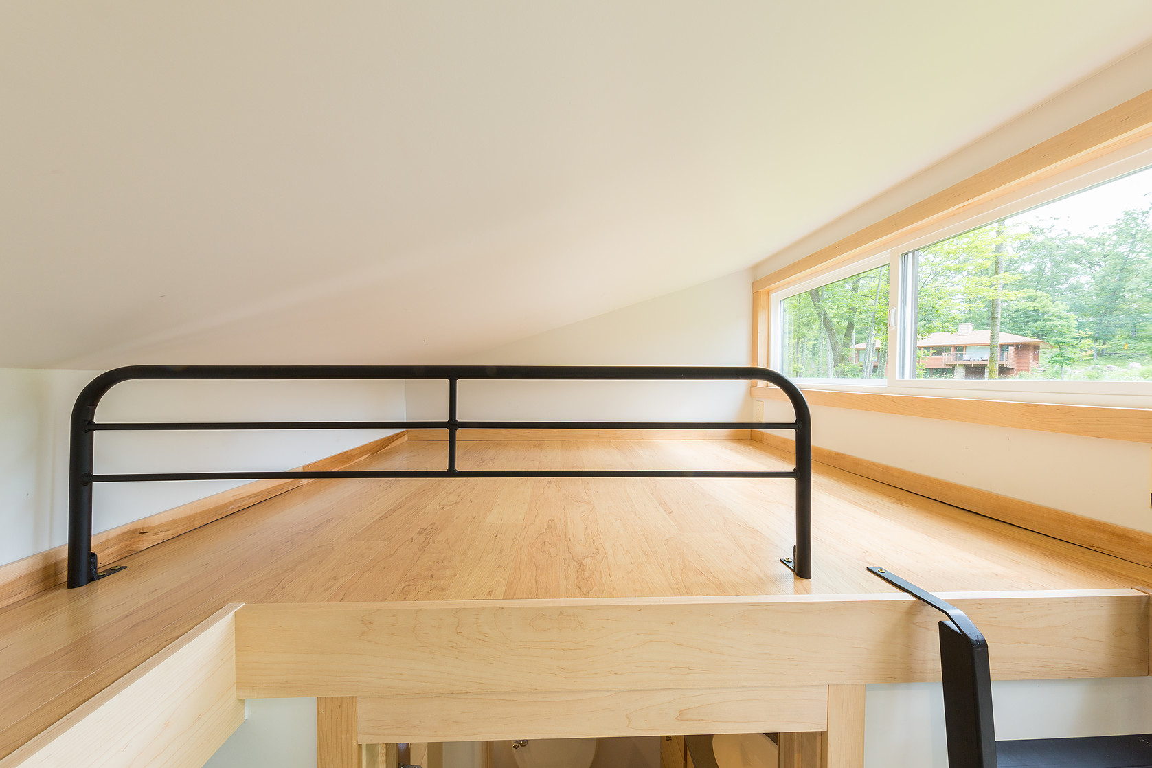 Attic or loft