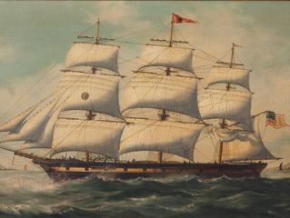 История морских круизов.