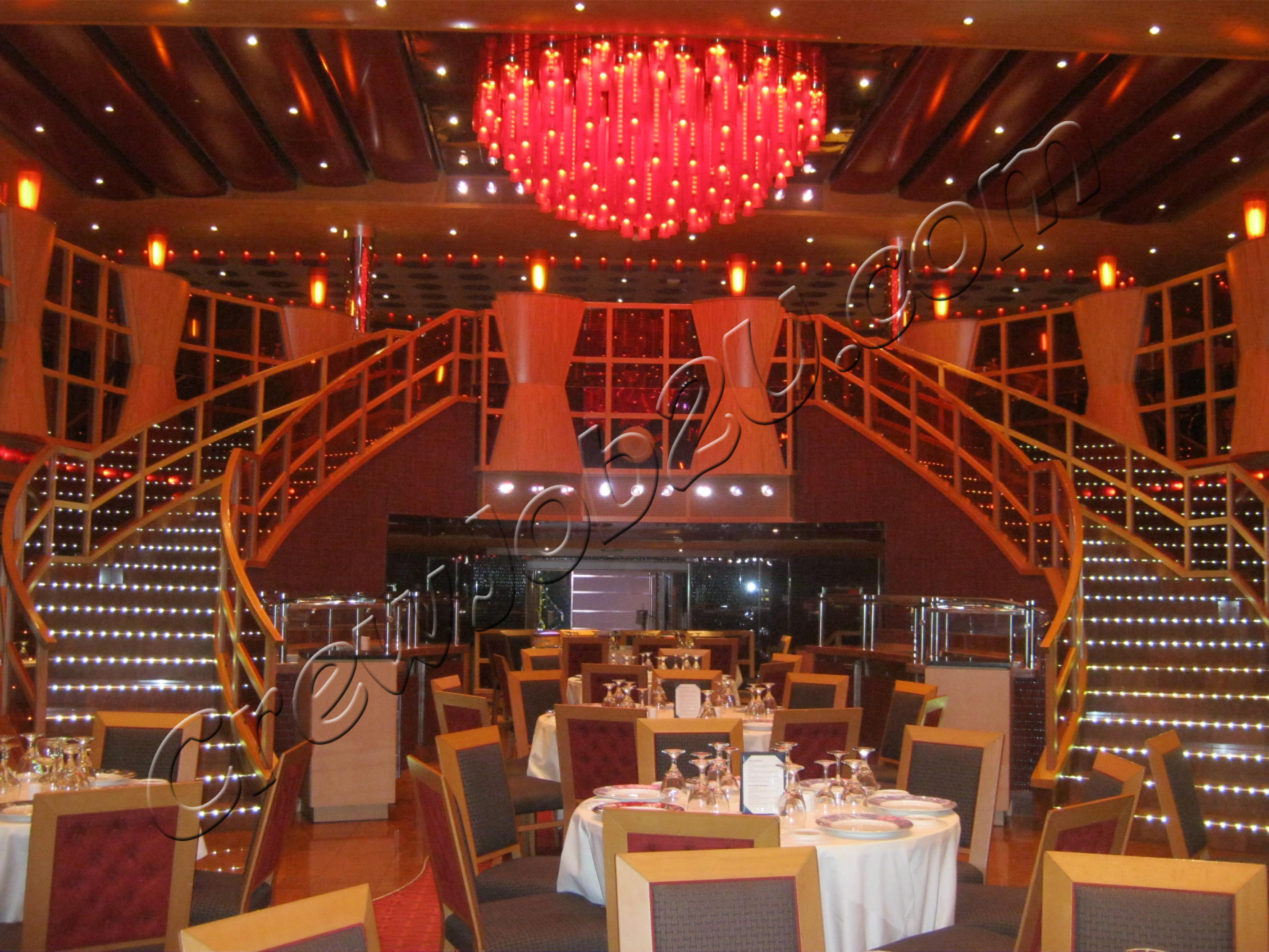 Dining room Carnival Dream