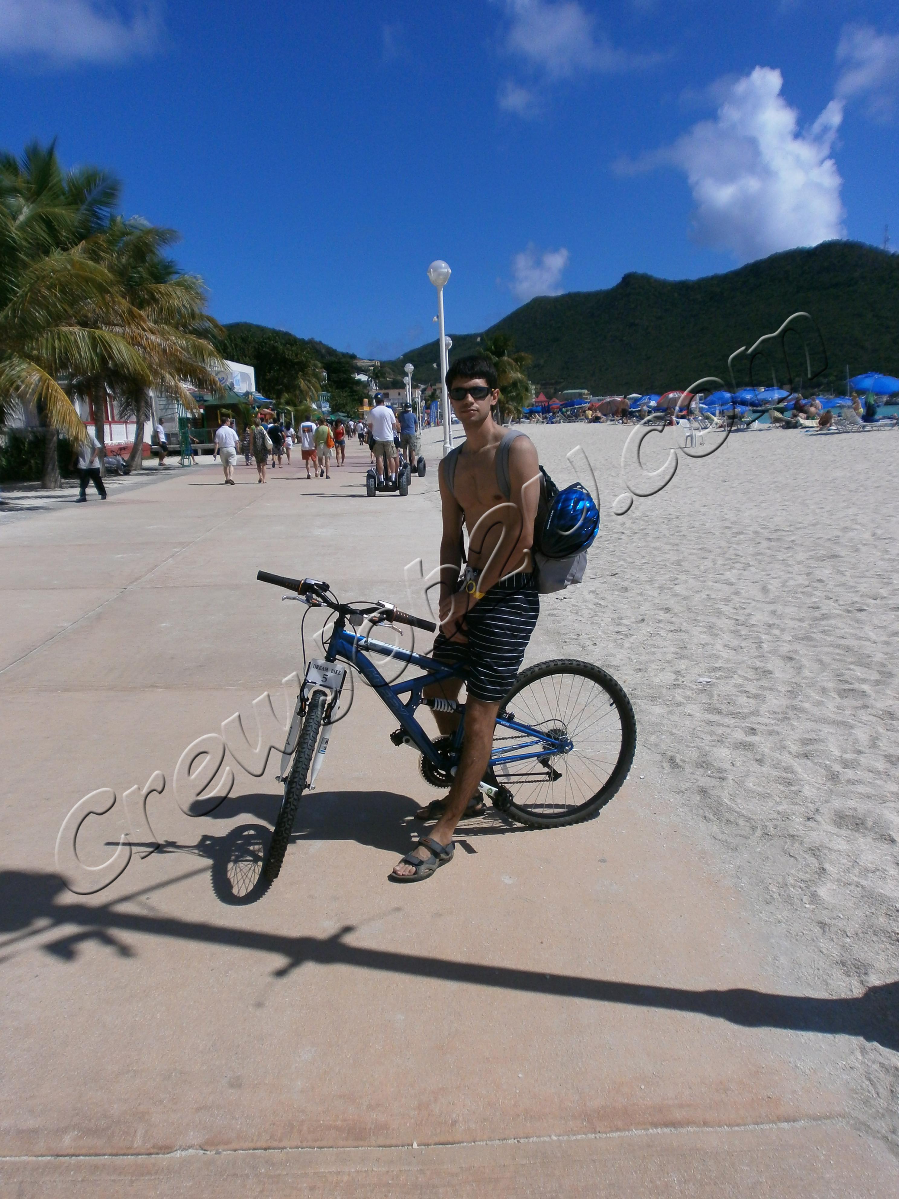 Велосипед можно брать на прокат