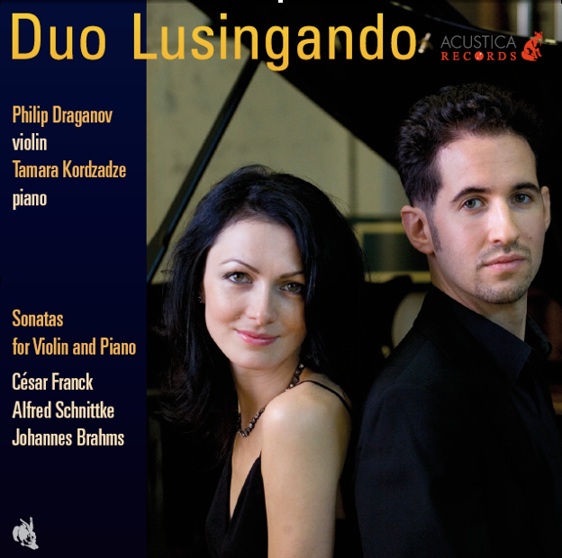 "New CD ""DUO LUSINGANDO"""