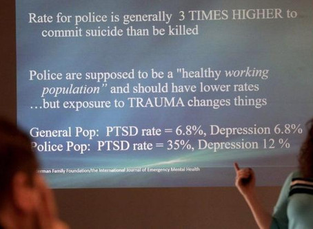 First Responder Wellness & Crisis Intervention Conference