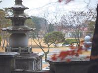 The Sacred Pagoda of the Second Head Dharma Master Chŏngsan, Iksan
