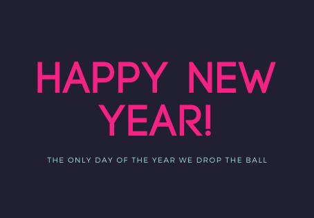 Happy New Year #Jax