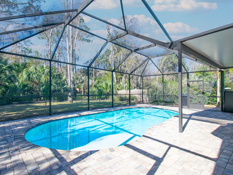 Pool Home in Egrets Glade